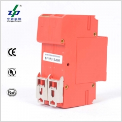 AC 220V 2P N-PE CE/UL/TUV CertifiedSingle Phase Surge Protection Device