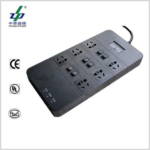 Surge Protection Socket with USB Outlets