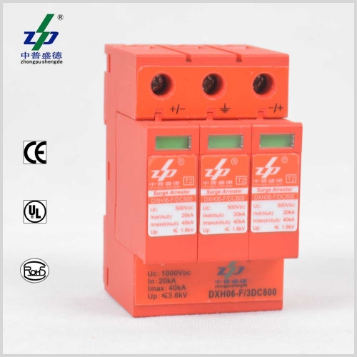 800V DC solar energy Photovoltaic Surge Protection Device