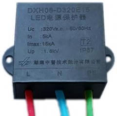 AC 320V 15kA CE Certified LED Surge Protection Device