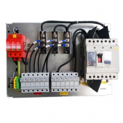 IP65 Solar 6 in 1 out PV Combiner Box