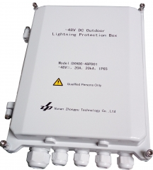 DC Outdoor Lightning Protection Box